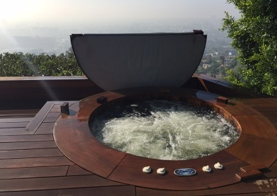 wood hot tub maintenance - West Hollywood, CA